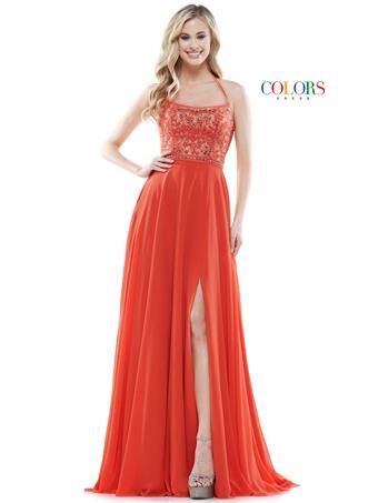 Colors Dress Style #2414
