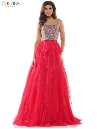 Colors Dress Style #2444