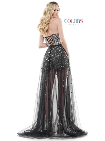 Colors Dress Style #2445