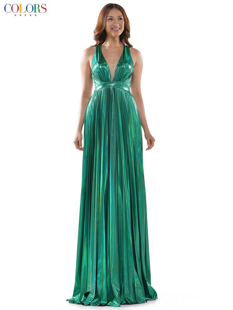 Colors Dress Style #2452