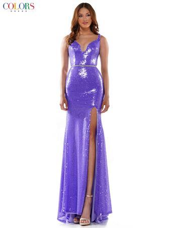 Colors Dress Style #2455