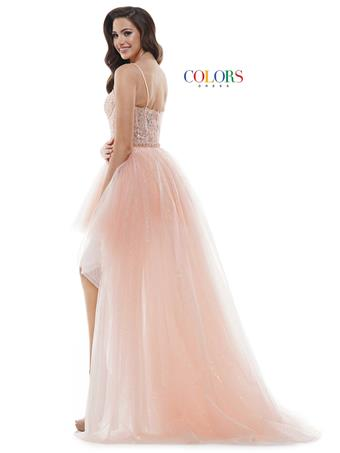 Colors Dress Style #2483