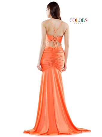 Colors Dress Style: 2486