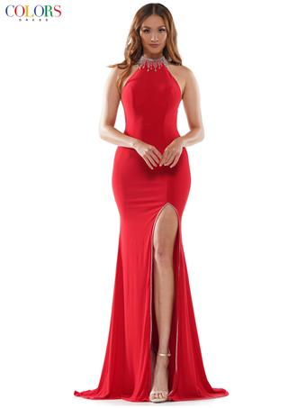 Colors Dress Style #2488
