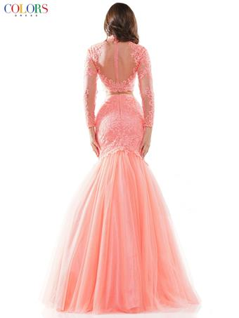 Colors Dress Style NO. 2507