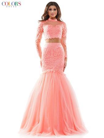 Colors Dress Style: 2507