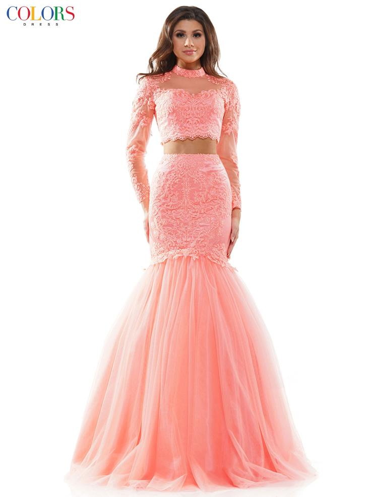 Colors Dress Style #2507