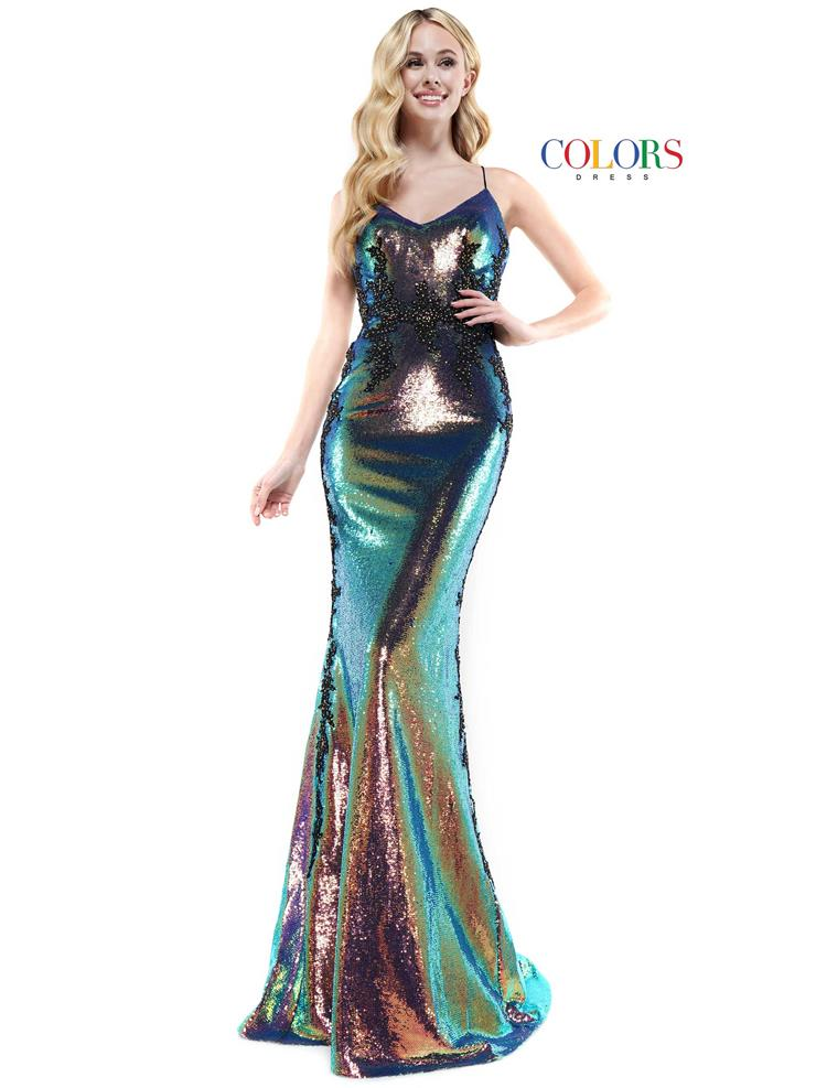 Colors Dress Style #2519
