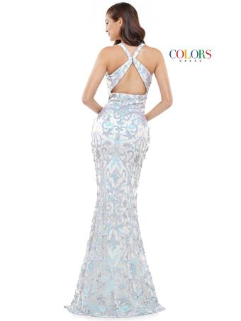 Colors Dress Style: 2520