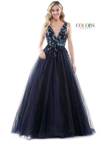 Colors Dress Style #2549