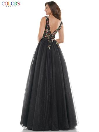 Colors Dress Style 2549