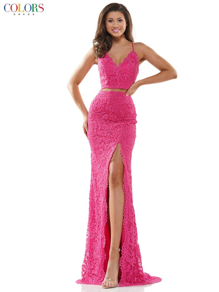 Colors Dress Style #2562