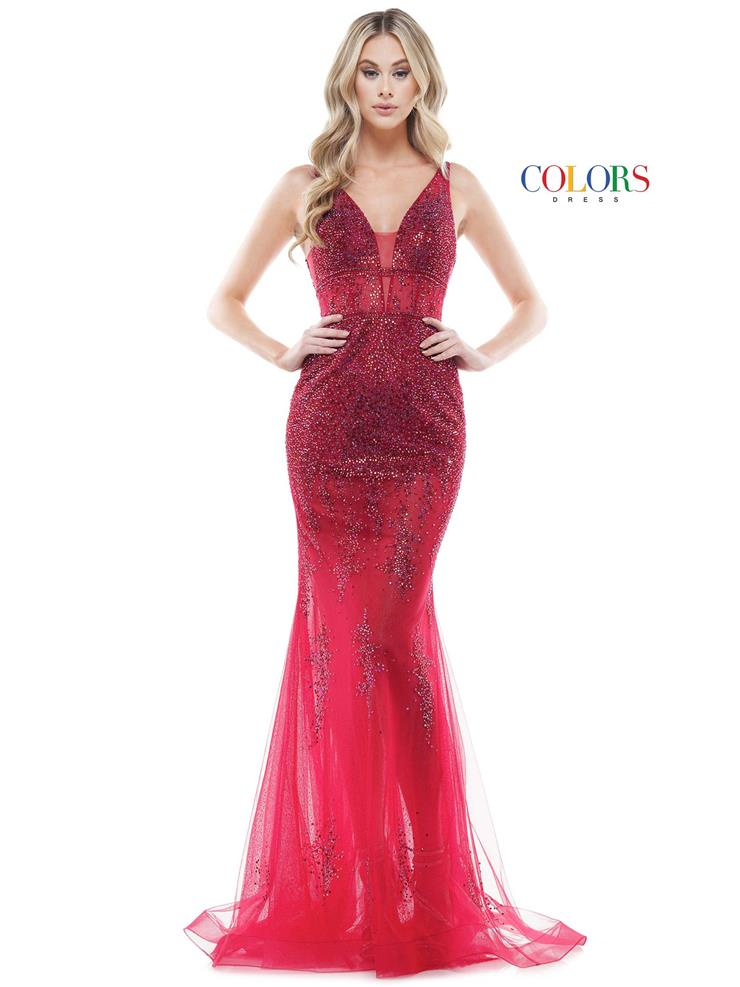 Colors Dress Style #2563