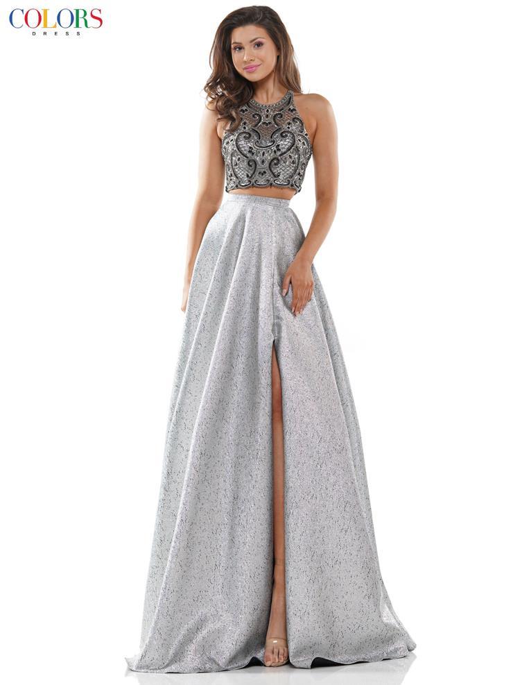 Colors Dress Style #2587
