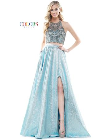 Colors Dress Style #2587