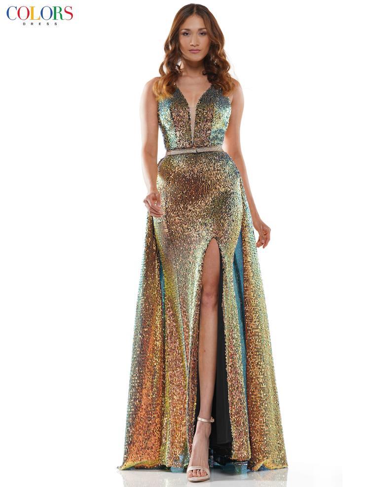 Colors Dress Style #2588