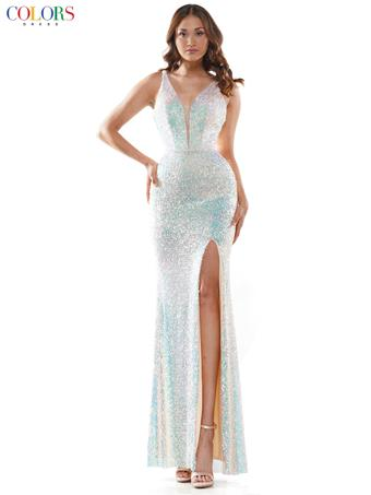 Colors Dress Style: 2588