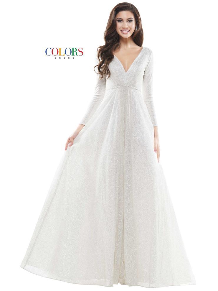 Colors Dress Style #2594