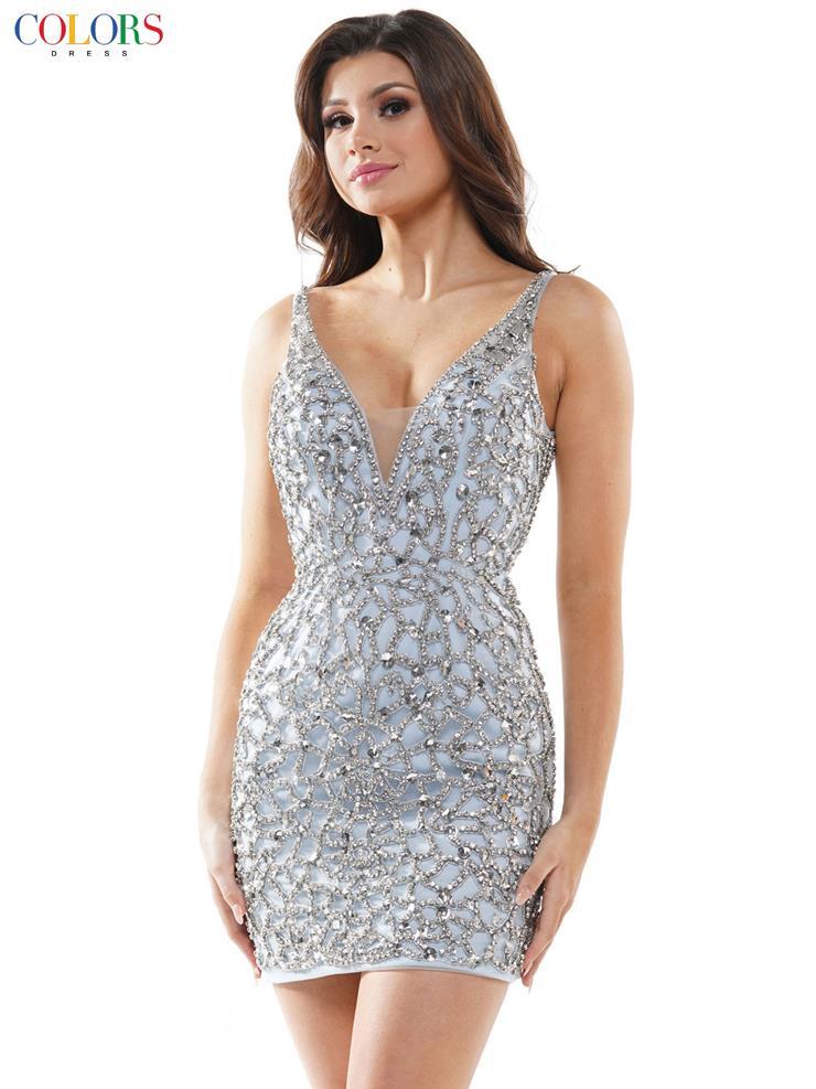 Colors Dress Style #2595