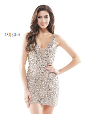 Colors Dress Style: 2595