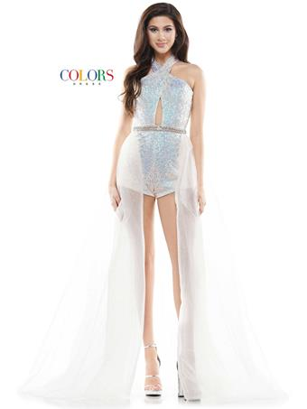 Colors Dress Style 2599