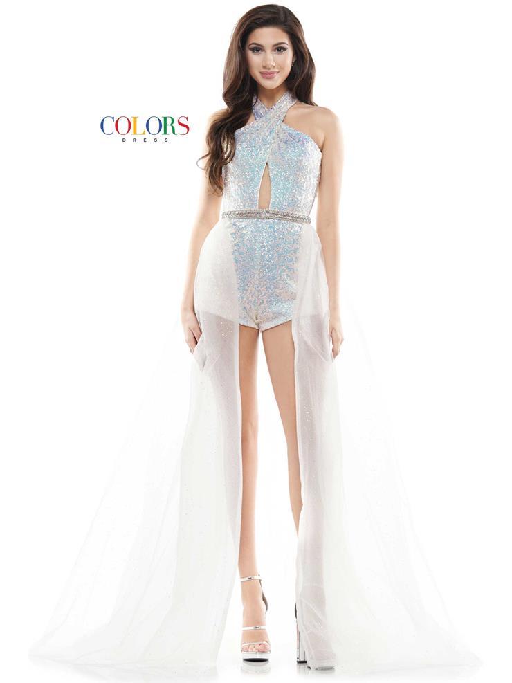 Colors Dress Style #2599