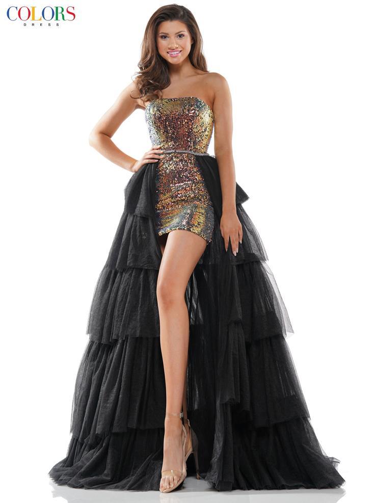 Colors Dress Style #2600
