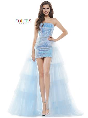 Colors Dress Style #2600