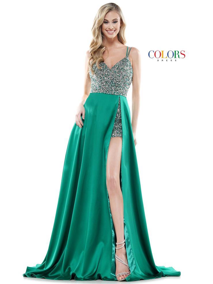 Colors Dress Style #2604