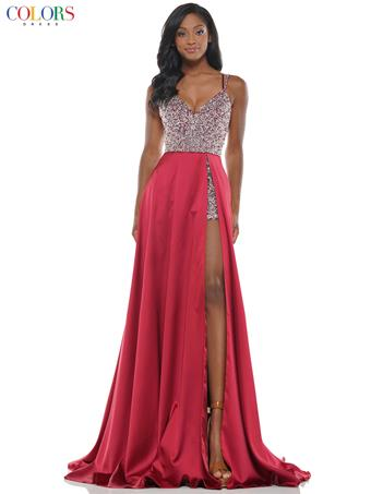 Colors Dress Style #2604