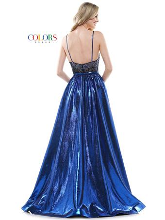 Colors Dress Style 2606