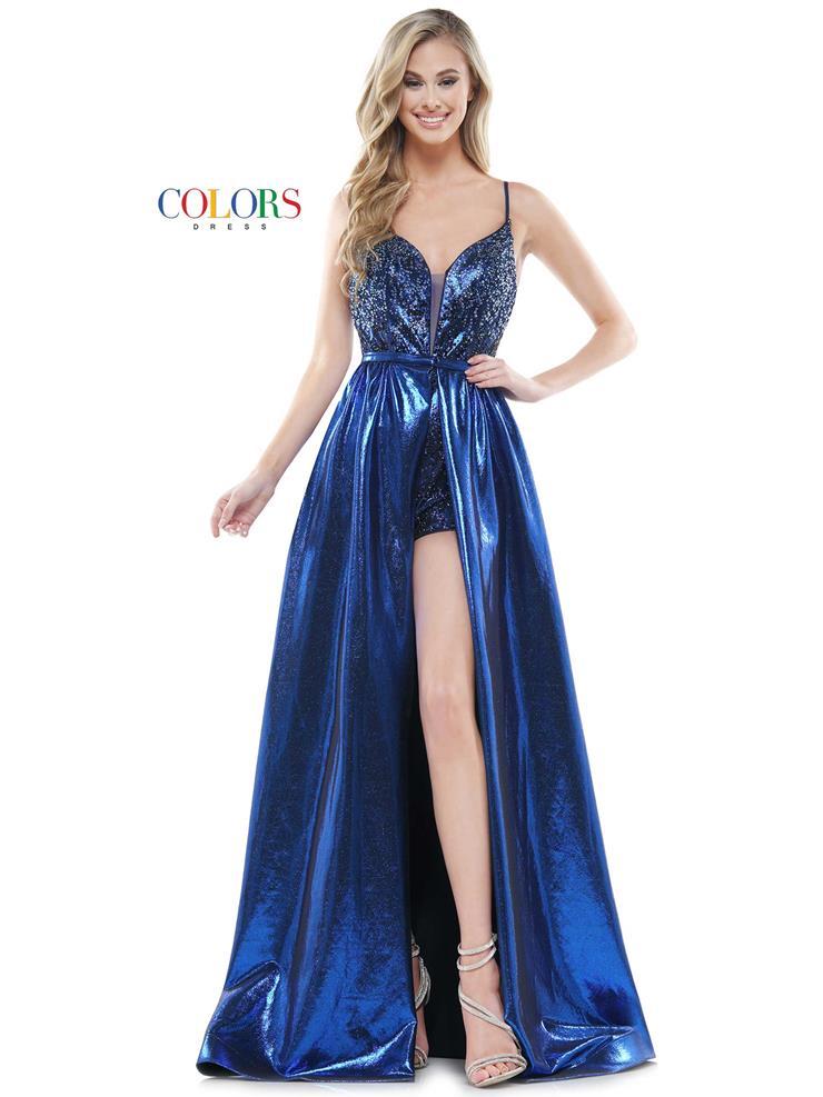 Colors Dress Style #2606