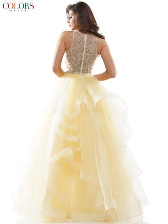 Colors Dress Style #2613