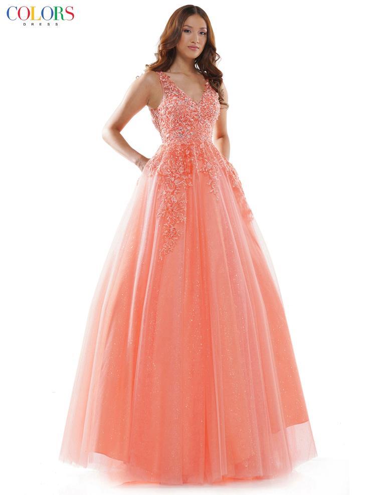 Colors Dress Style #2615