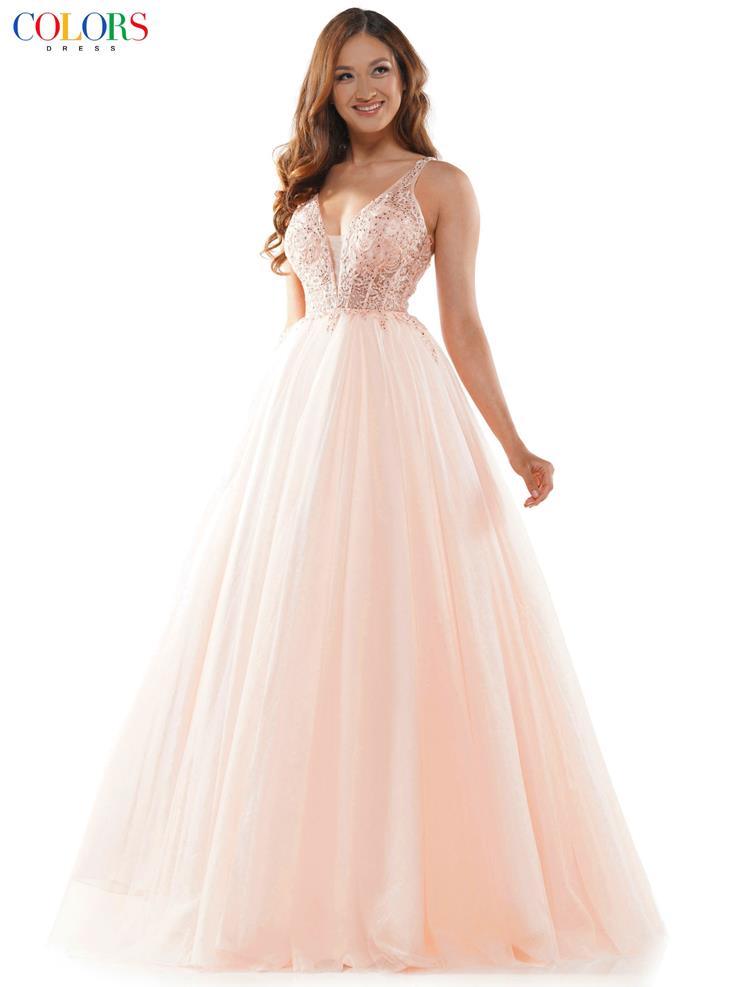 Colors Dress Style #2619