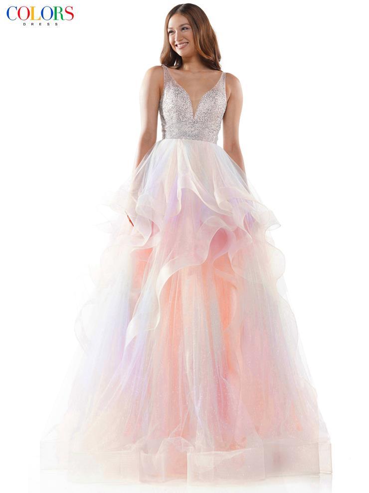 Colors Dress Style #2624