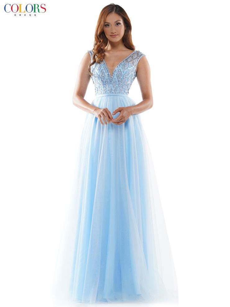 Colors Dress Style #2636