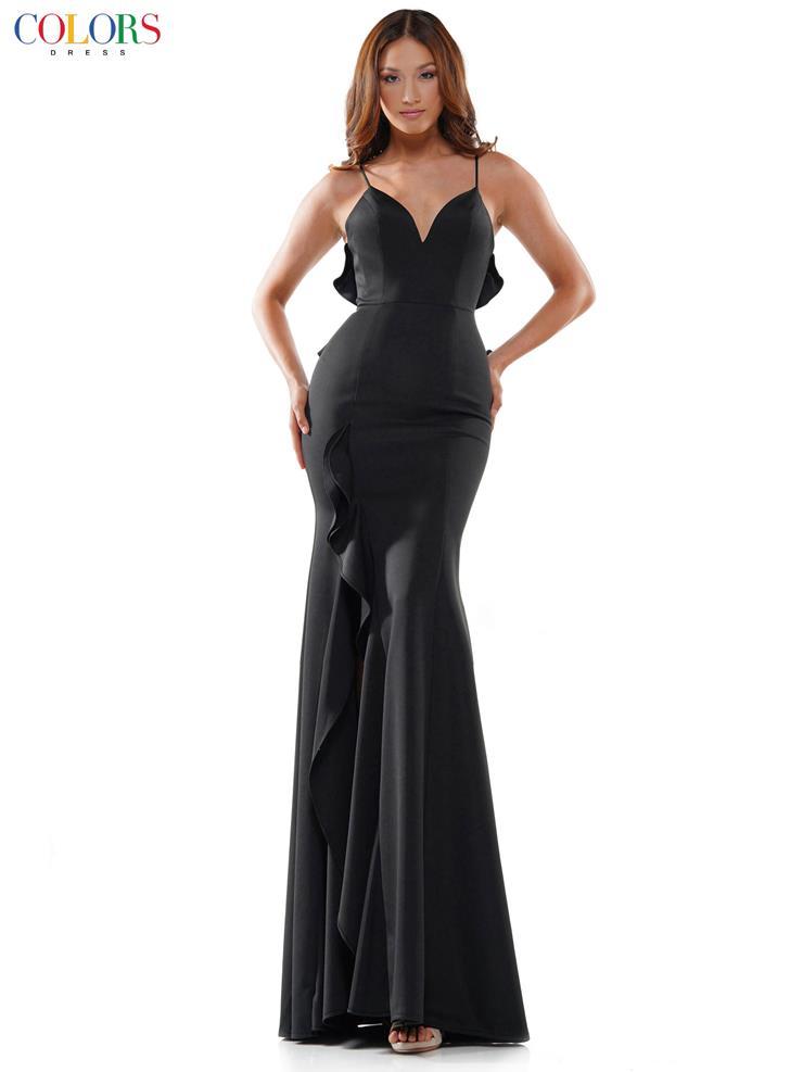 Colors Dress Style #2646