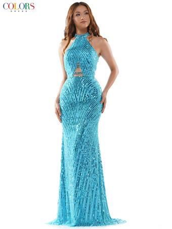 Colors Dress Style #2655