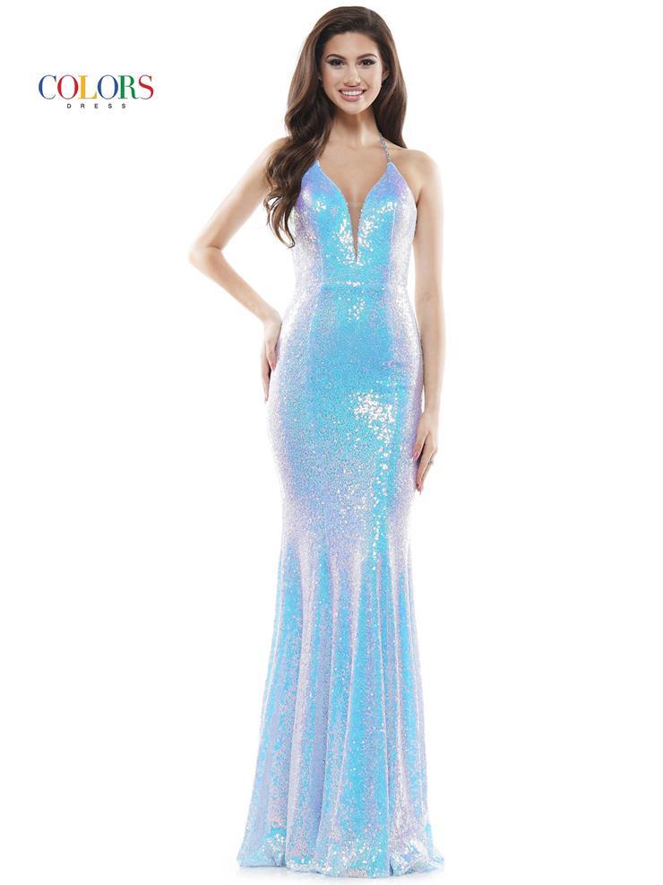 Colors Dress Style #G1007