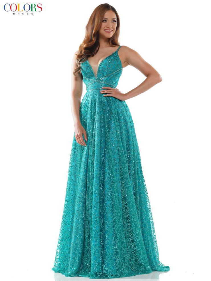 Colors Dress Style #G1020