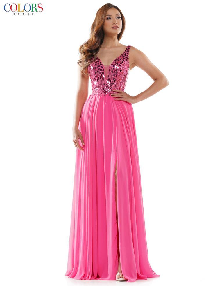 Colors Dress Style #G1024