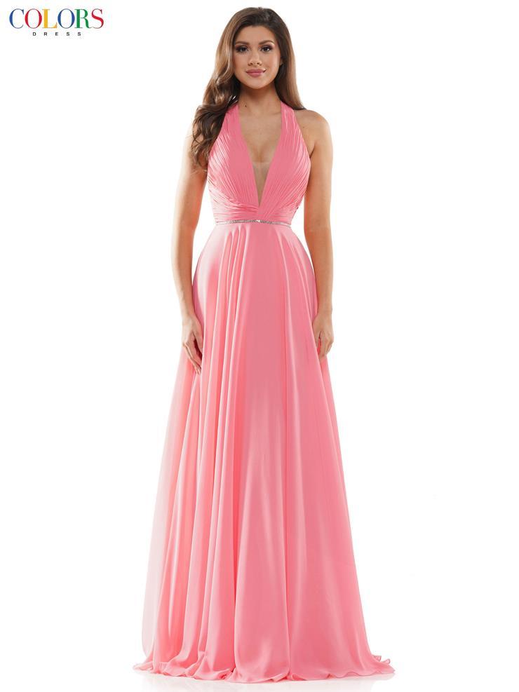 Colors Dress Style #G1038
