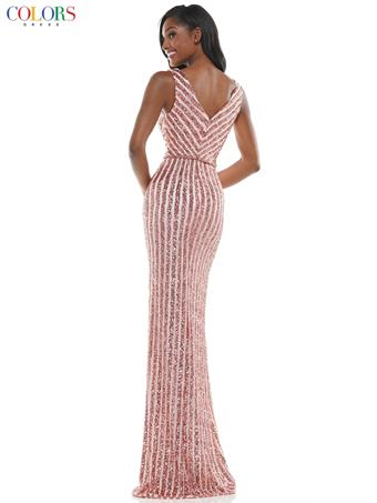 Colors Dress Style G1042