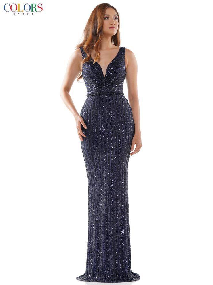 Colors Dress Style #G1042