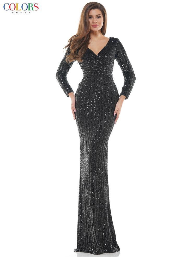 Colors Dress Style #G1042SL