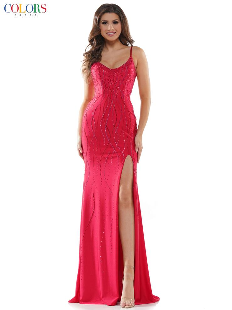 Colors Dress Style #G1052
