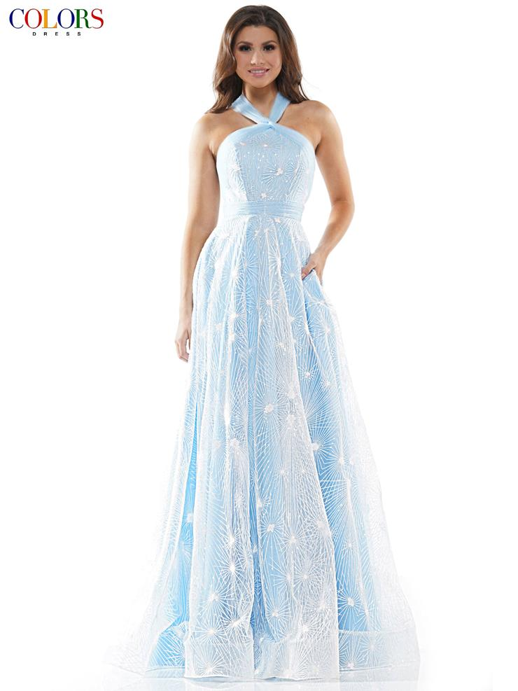 Colors Dress Style #G1054