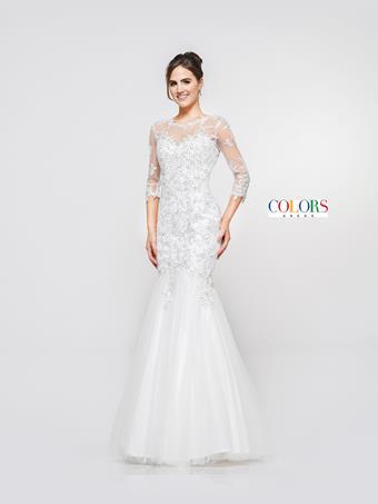 Colors Dress #G665