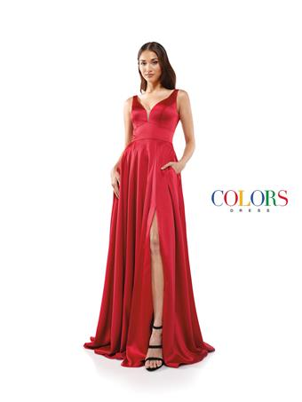 Colors Dress Style #G904